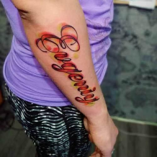 татуировки с именами_19