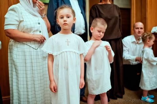 крестить зачем