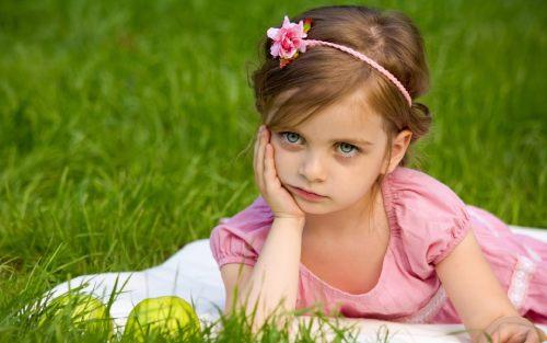 девочка в 5 лет уметь