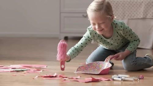 девочка умения в 5 лет