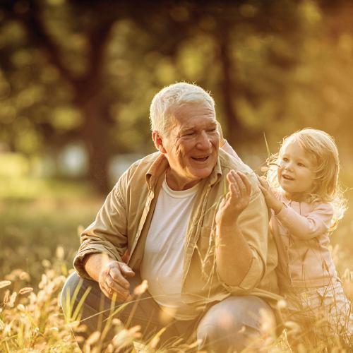 роль дедушки в общении