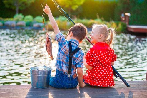 Загадки про рыбалку с ответами