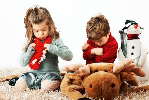 дети трехлетние воспитать