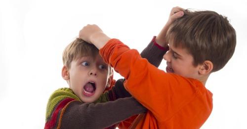 мальчики должны ли драться