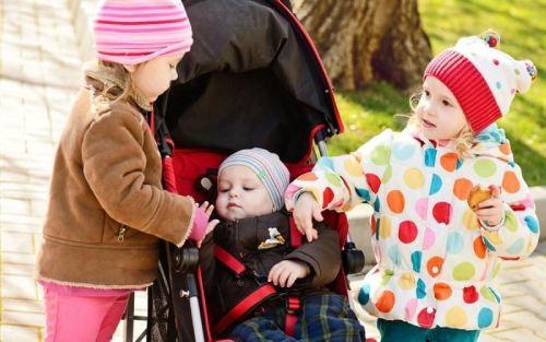 как одеть ребенка осенью