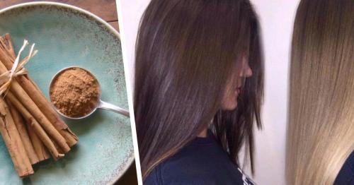 осветление волос дома