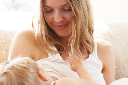 отучить ребенка в полтора года от грудного вскармливания