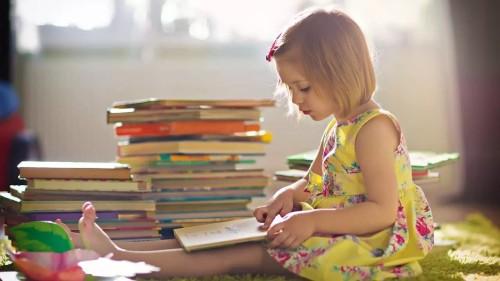 любовь к книгам привить