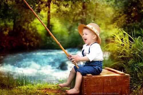 Загадки про рыбалку