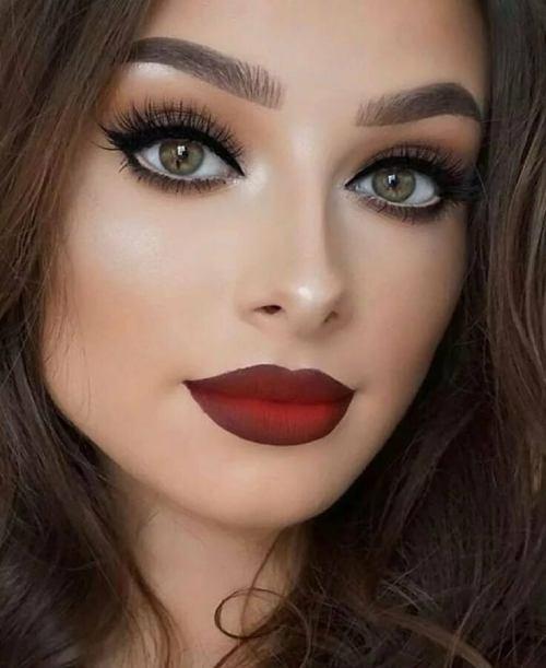 осенний макияж_2