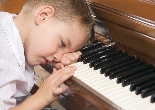 ребенка отдать в музыкальную школу