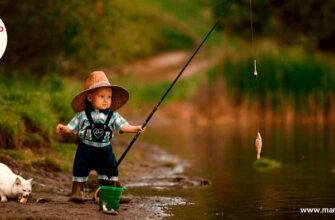 Загадки про рыбалку для детей: 17 лучших