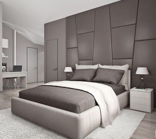 спальня в стиле минимализм_19