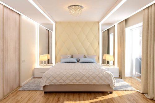 спальня в стиле минимализм_22