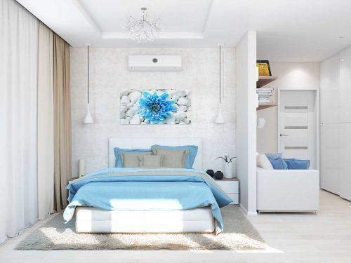 спальня в стиле минимализм_25