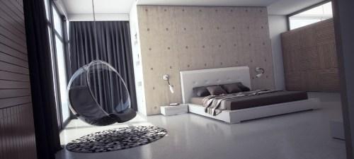 спальня в стиле минимализм_28