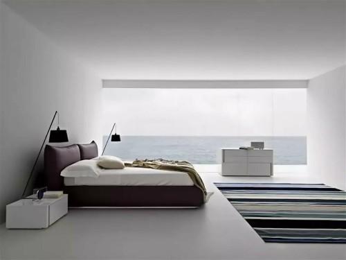 спальня в стиле минимализм_23
