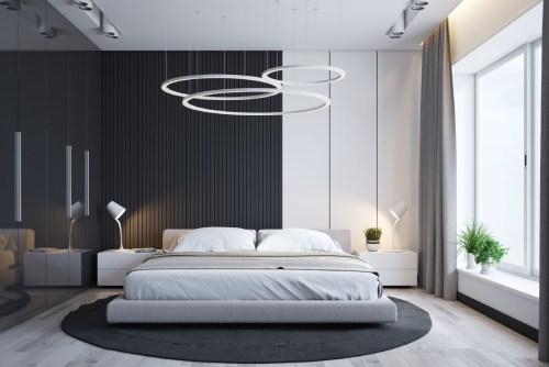 спальня в стиле минимализм_37