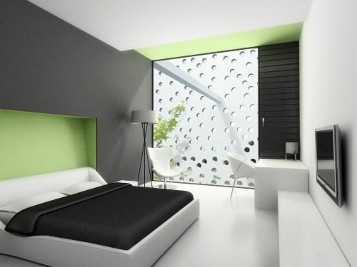 спальня в стиле минимализм_38