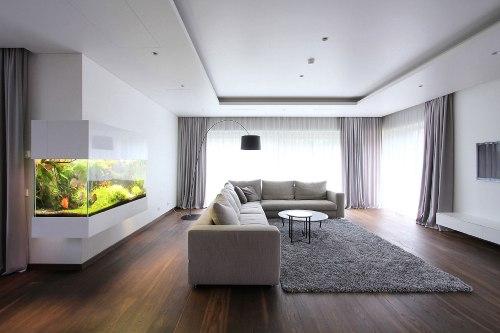 спальня в стиле минимализм_4