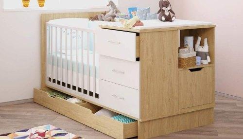 выбрать лучшую кроватку для новорожденного