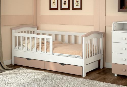 выбрать классическую кроватку