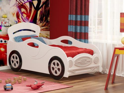 выбрать кровать ребенку правильно