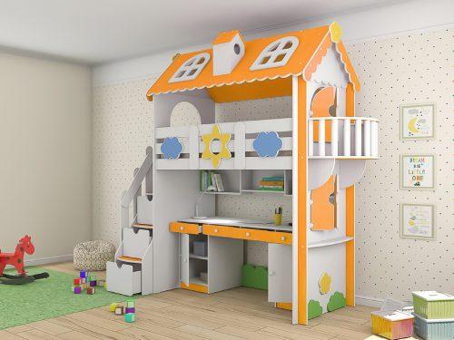 как выбрать лучшую кровать ребенку