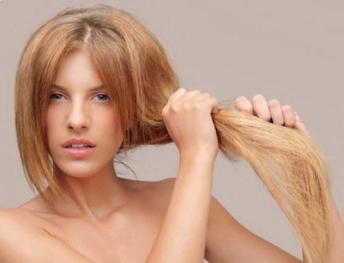 восстанавливаем волосы
