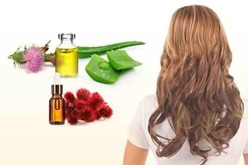 восстановить и укрепить волосы