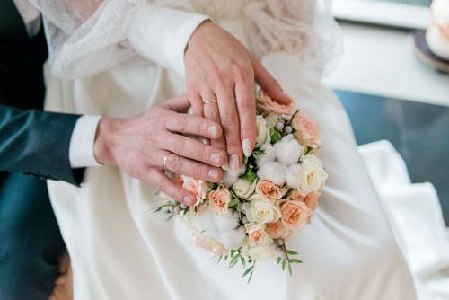 Поздравления внучке на свадьбу в стихах