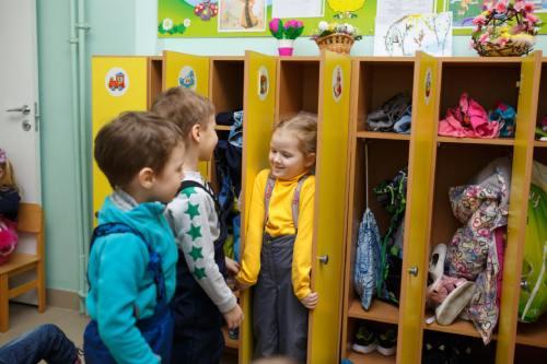 адаптация к условиям в детском саду детей