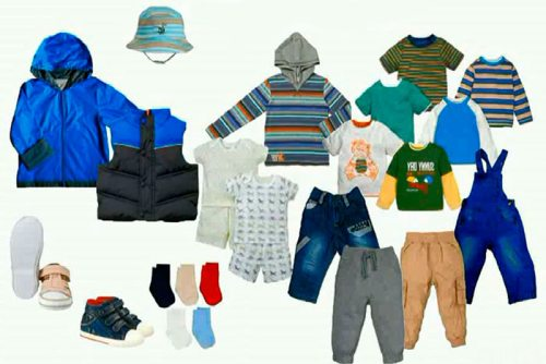 одежда на осень