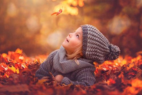 Прикольные частушки про осень для детей