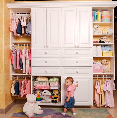 Загадки про шкаф
