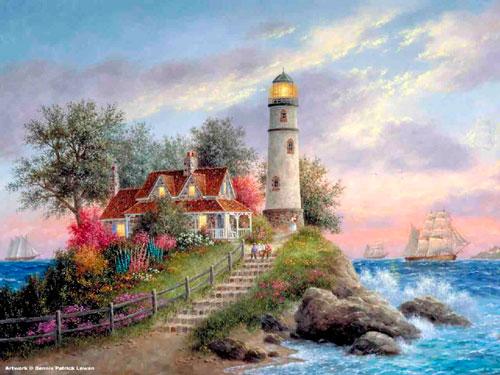 Загадки про маяк для детей с ответами
