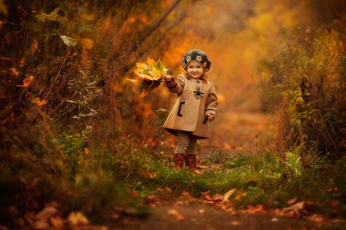 Стихи про осень для детей 6 лет
