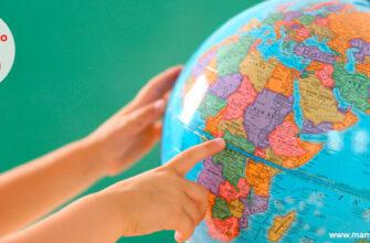 Загадки про страны для детей