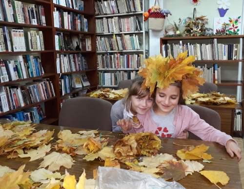 занятия по теме осень