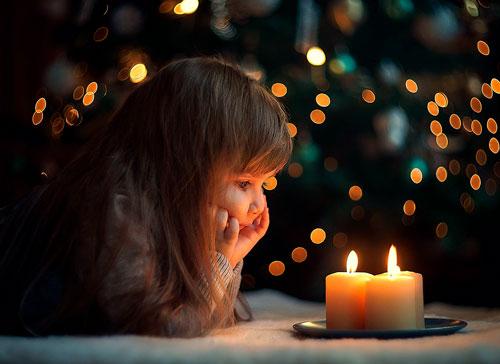 Загадки про свечу