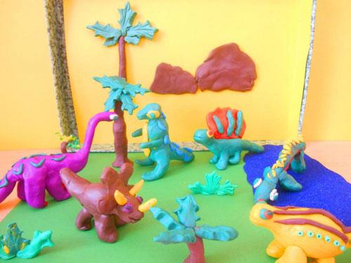 идеи поделок из пластилина для мальчиков 9 лет