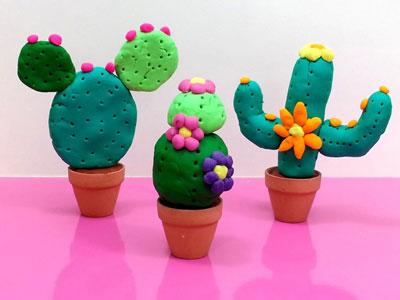 идеи для поделок из пластилина для малышей