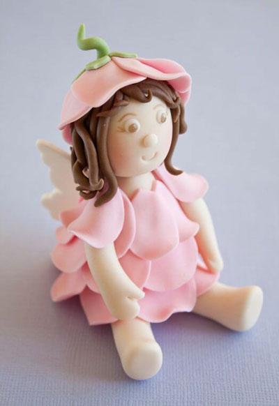 идеи для поделок из пластилина для девочек