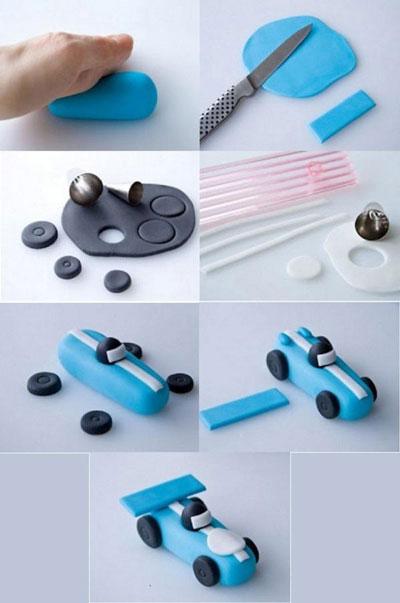 идеи поделок из пластилина для мальчиков 6 лет