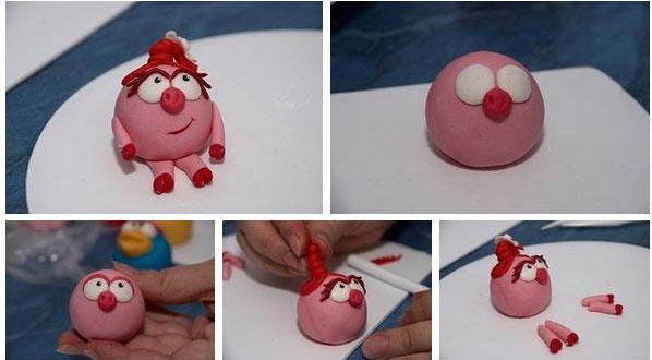 Идеи детских поделок из пластилина в детском саду 3