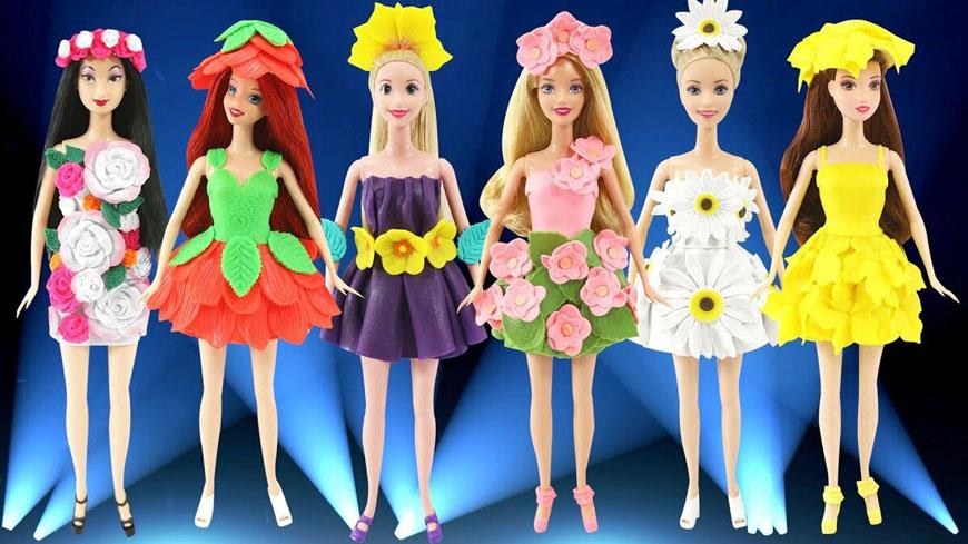 идеи поделок из пластилина для девочек 4 лет