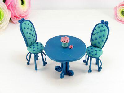 идеи поделок из пластилина для девочек 7 лет