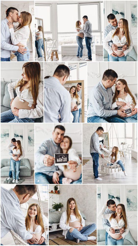 как подготовиться к фотосессии беременной