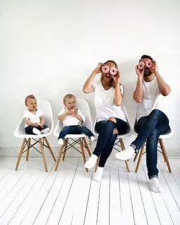 фотосессия семьей