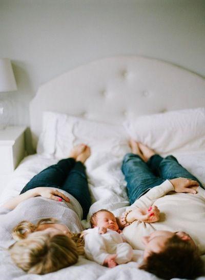Как подготовиться к фотосессии с малышом